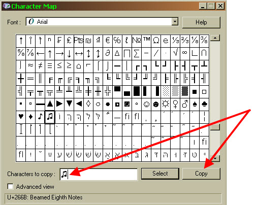 Special ALT Symbols And Characters – Character Map, How To Create, on