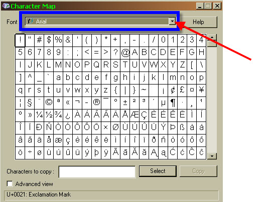 Special ALT Symbols And Characters – Character Map, How To