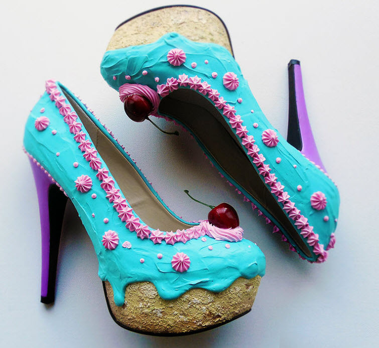 fca9eb9d97 Shoes Are Made In A Shoe Bakery And You Wear Them Not Eat Them