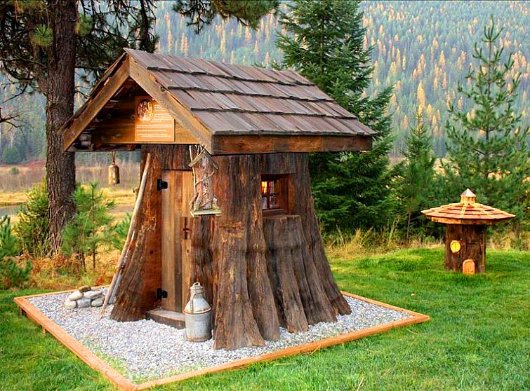The Shire Of Montana Real Hobbit House In Mt 6