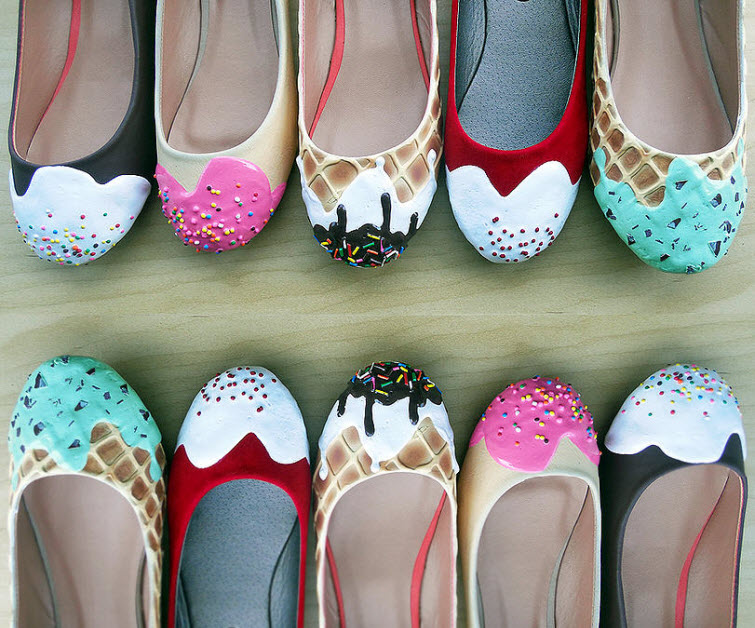 7505600c61 Shoes Are Made In A Shoe Bakery And You Wear Them Not Eat Them