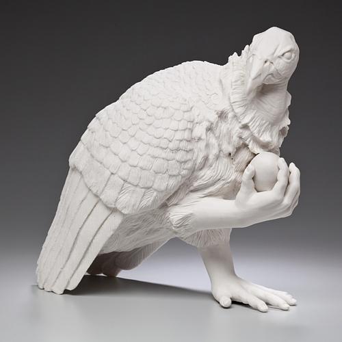 Kate Macdowell S Art Porcelain White Body Parts Sculptures
