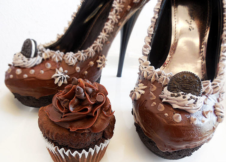Shoes Are Made In A Shoe Bakery And You Wear Them Not Eat Them